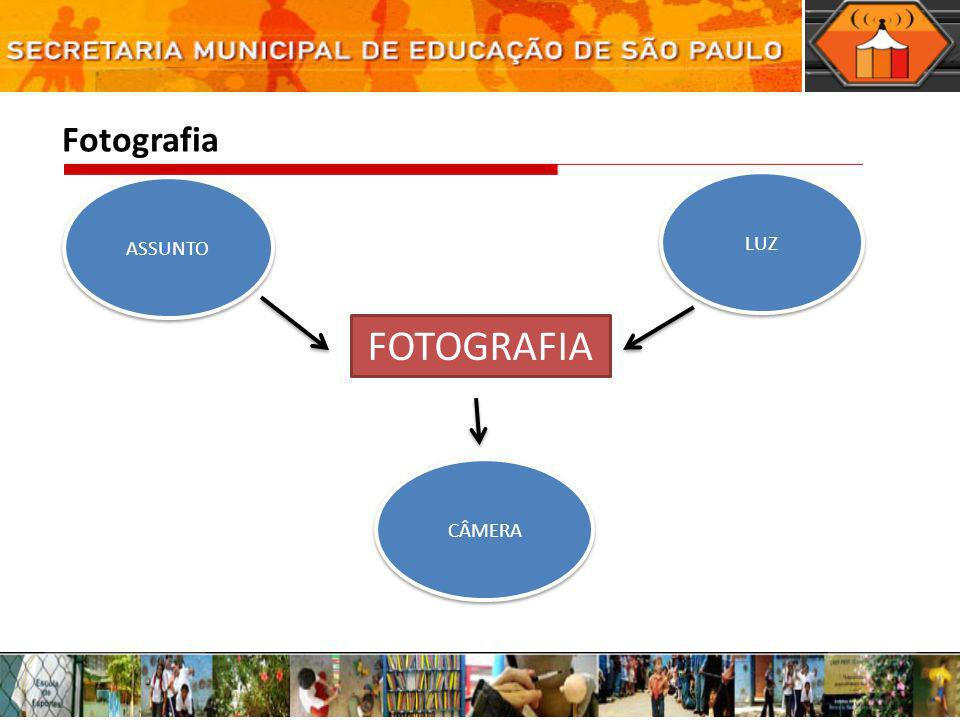 Fotografia ASSUNTO LUZ FOTOGRAFIA CÂMERA