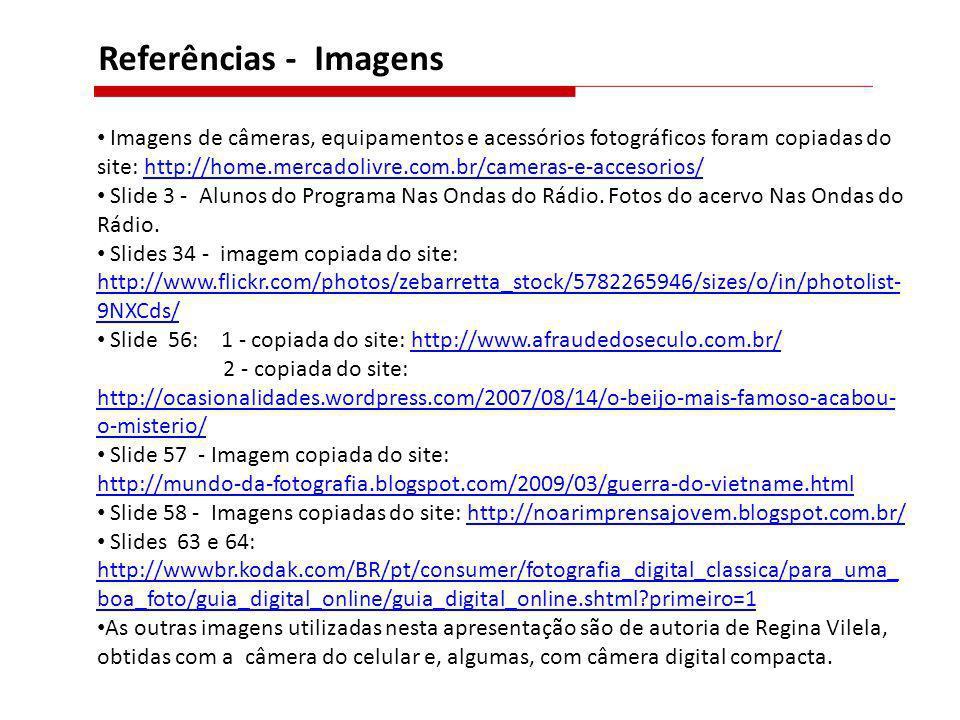 Referências - Imagens