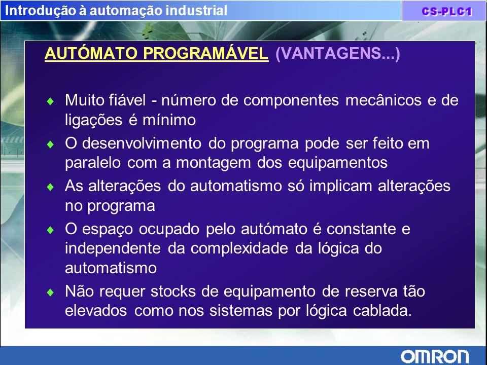 Introdução à automação industrial