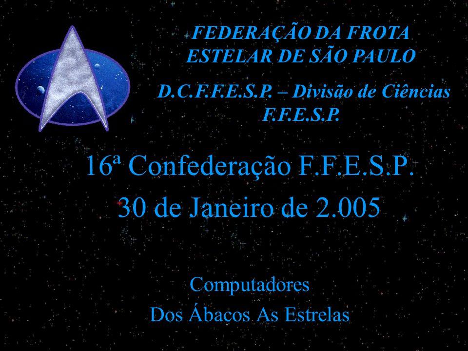 D.C.F.F.E.S.P. – Divisão de Ciências F.F.E.S.P.