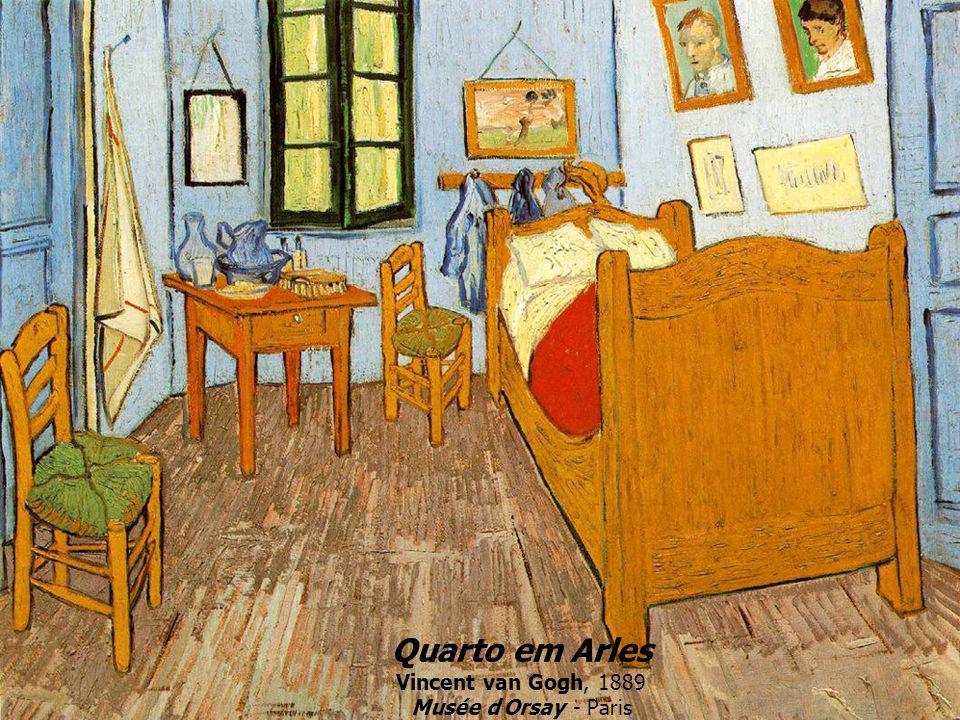 Literatura Vanguardas Européias MODERNISMO Quarto em Arles