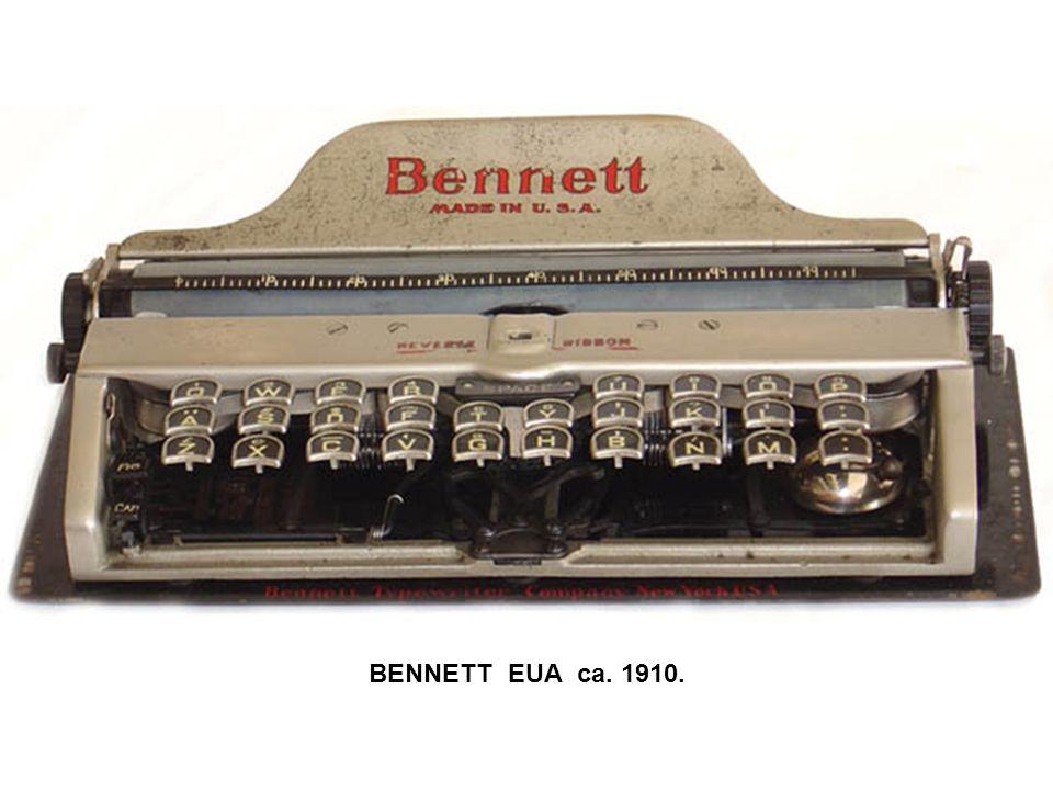 BENNETT EUA ca. 1910.
