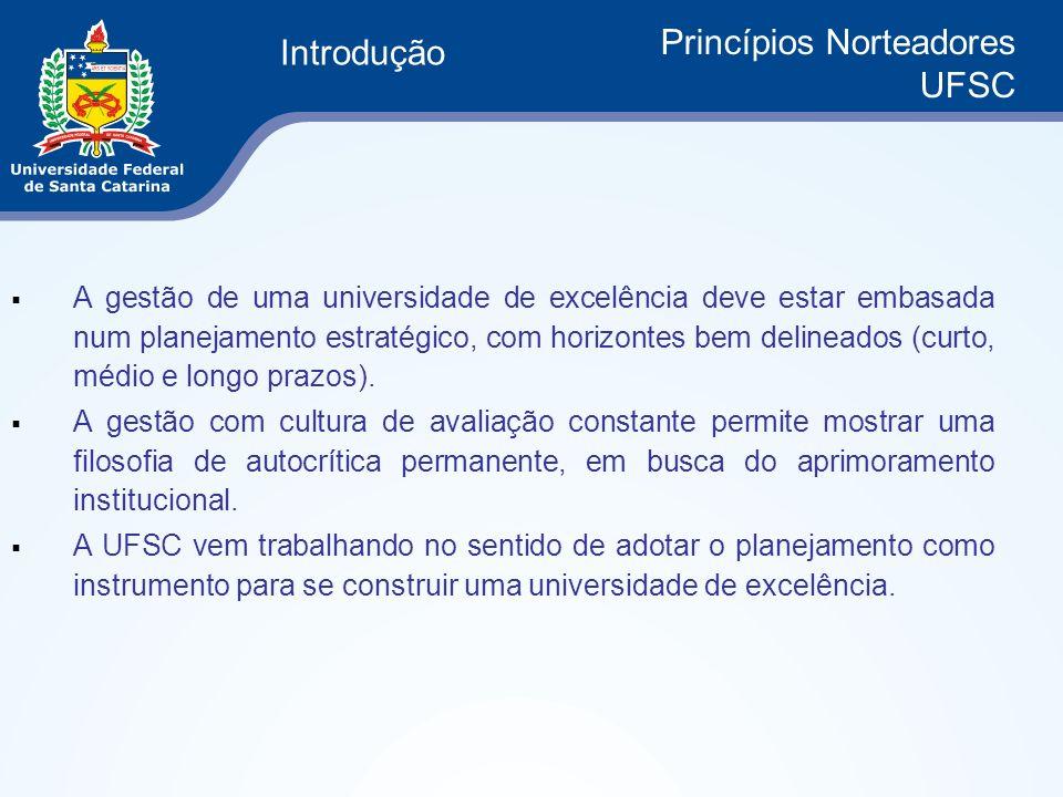 Princípios Norteadores UFSC