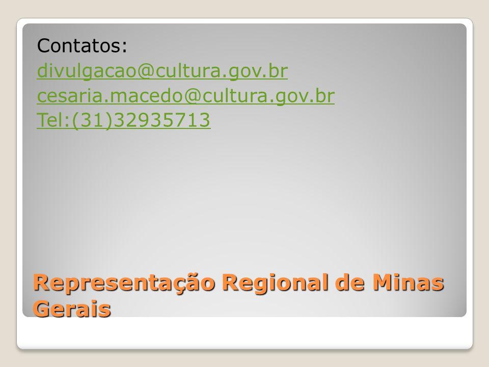 Representação Regional de Minas Gerais