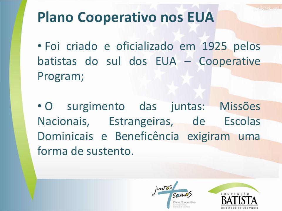 Plano Cooperativo nos EUA