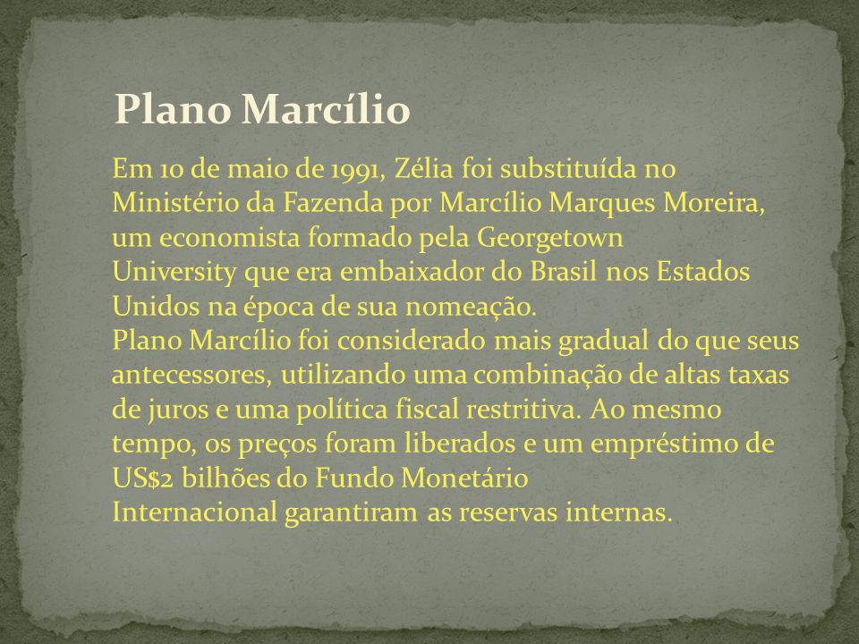 Plano Marcílio