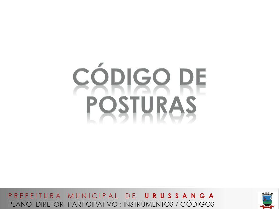 código de posturas