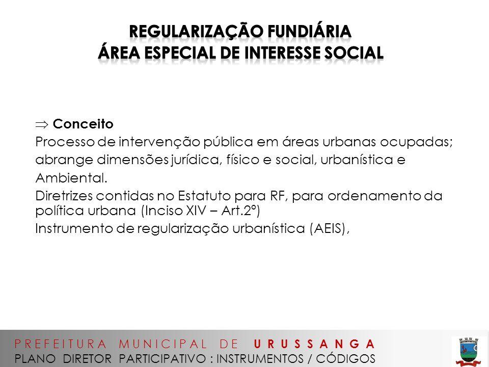 Regularização Fundiária Área especial de interesse social