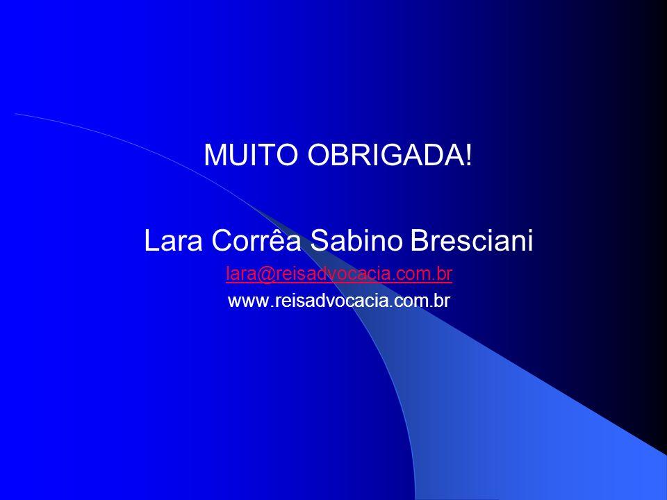 Lara Corrêa Sabino Bresciani