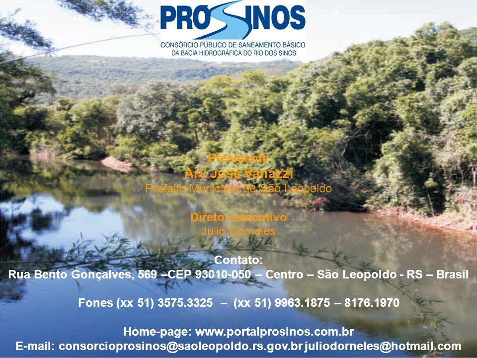 Home-page: www.portalprosinos.com.br