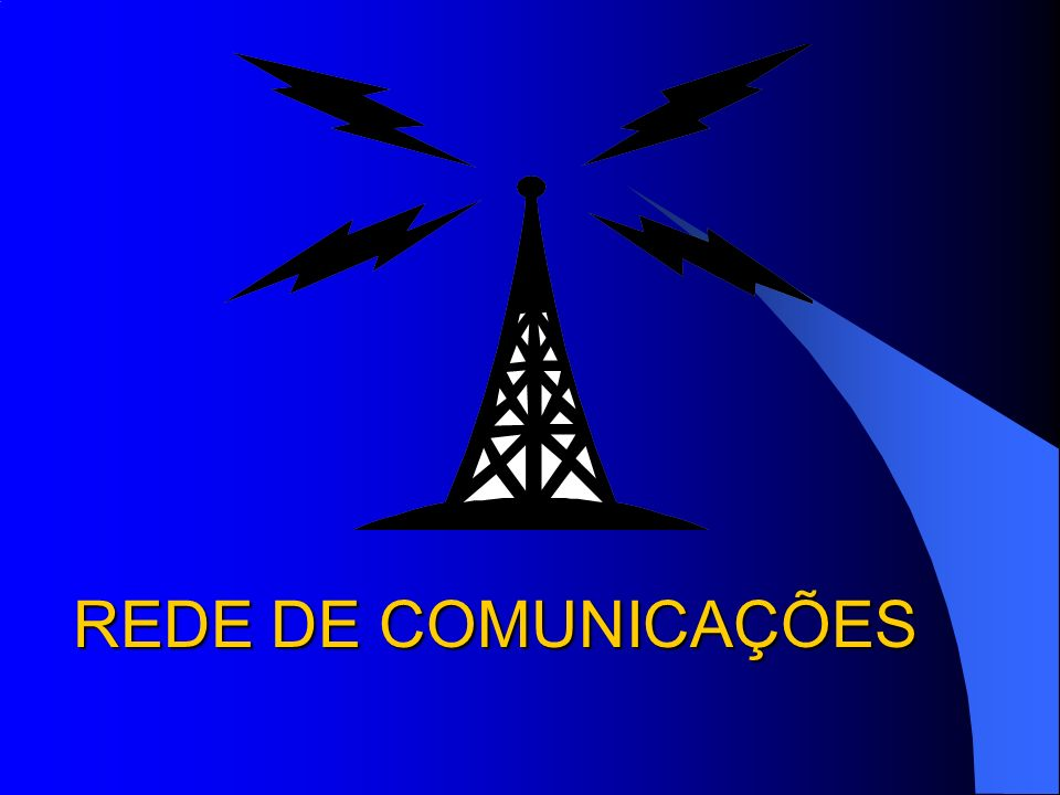 REDE DE COMUNICAÇÕES