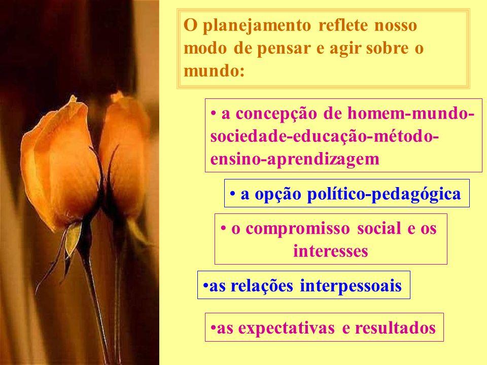o compromisso social e os