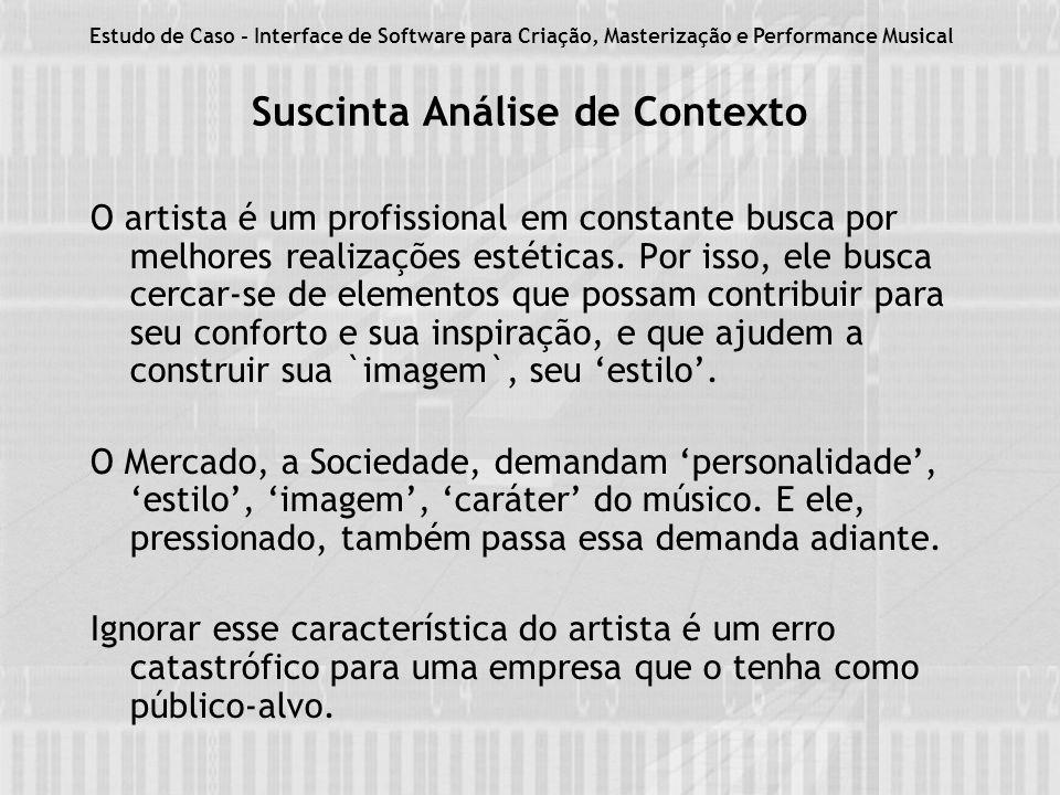 Suscinta Análise de Contexto