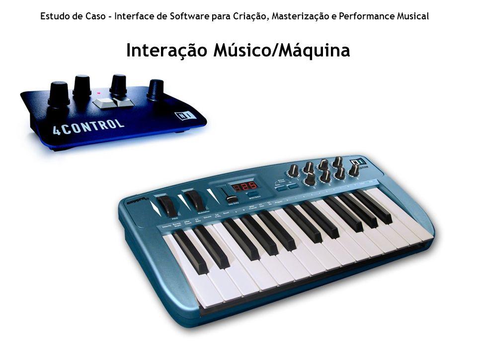 Interação Músico/Máquina