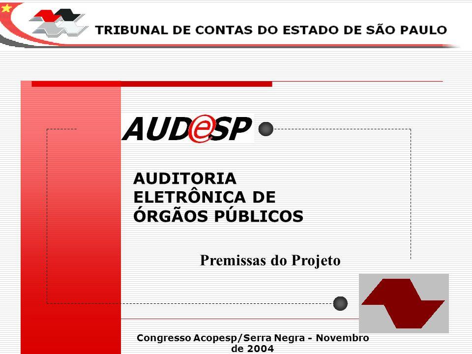 Congresso Acopesp/Serra Negra - Novembro de 2004