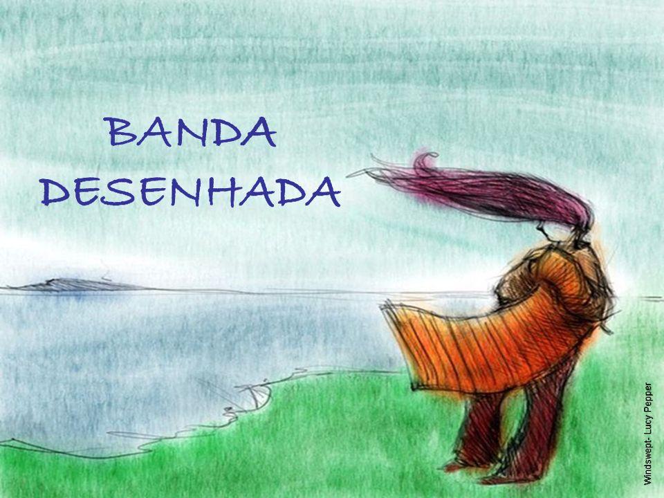 BANDA DESENHADA Windswept- Lucy Pepper