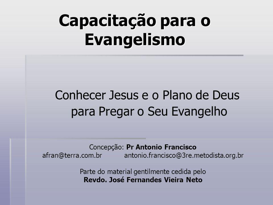 Capacitação para o Evangelismo