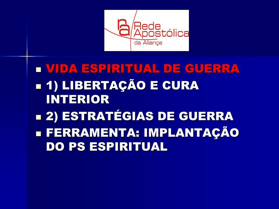 VIDA ESPIRITUAL DE GUERRA