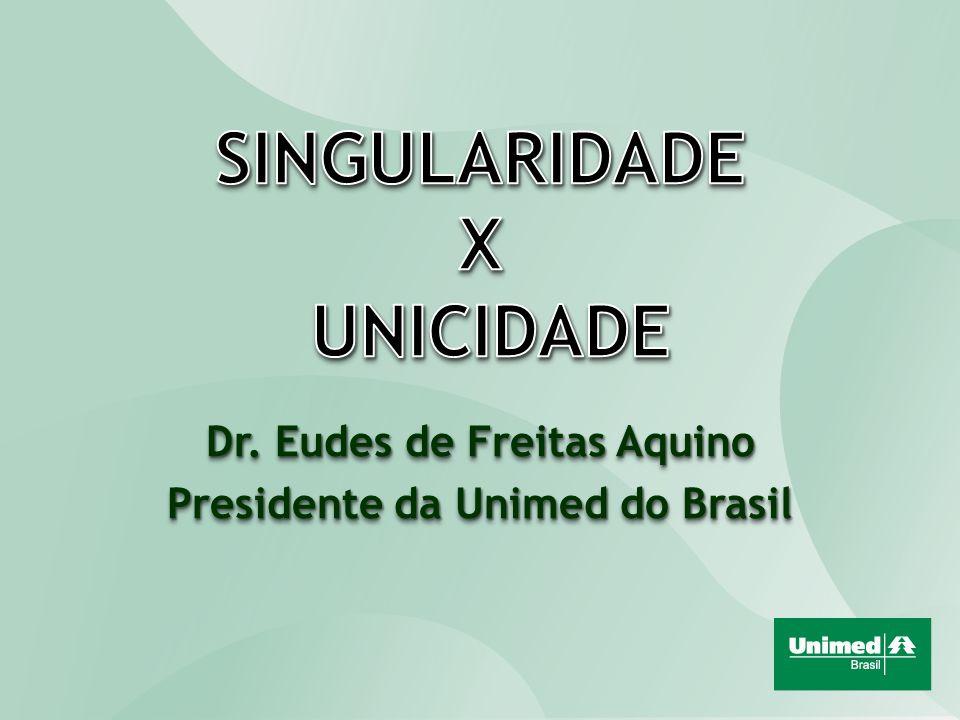 SINGULARIDADE X UNICIDADE