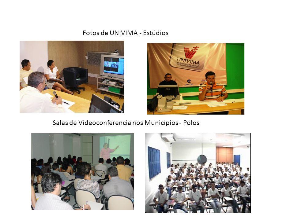Fotos da UNIVIMA - Estúdios