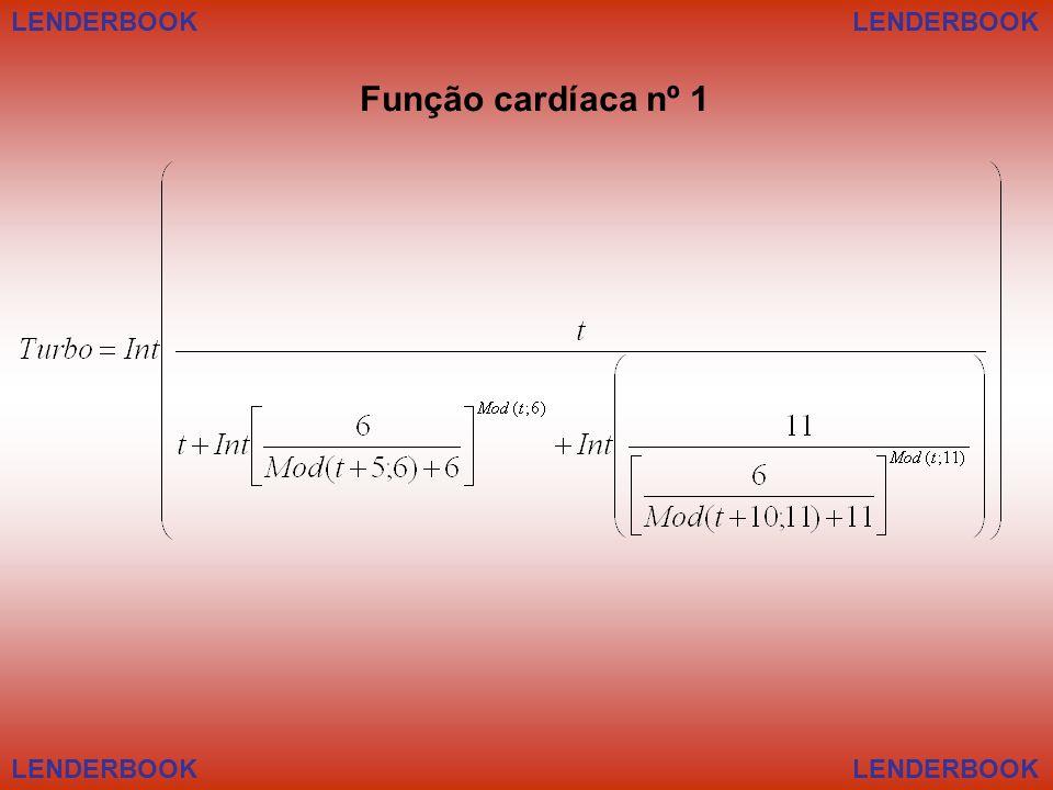 LENDERBOOK LENDERBOOK Função cardíaca nº 1 LENDERBOOK LENDERBOOK