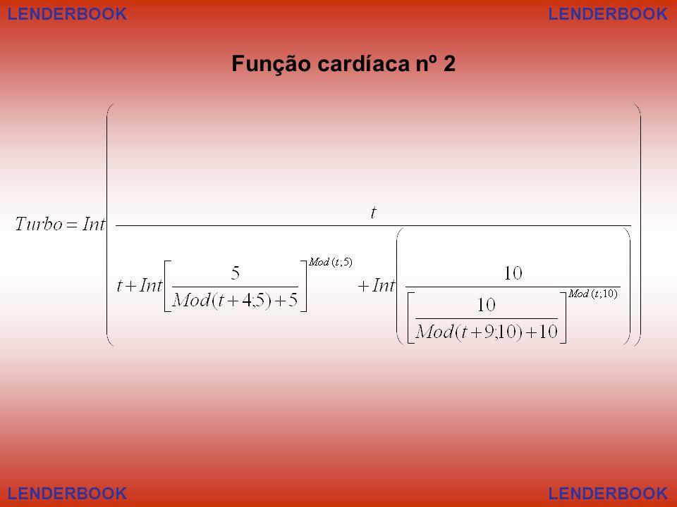 LENDERBOOK LENDERBOOK Função cardíaca nº 2 LENDERBOOK LENDERBOOK