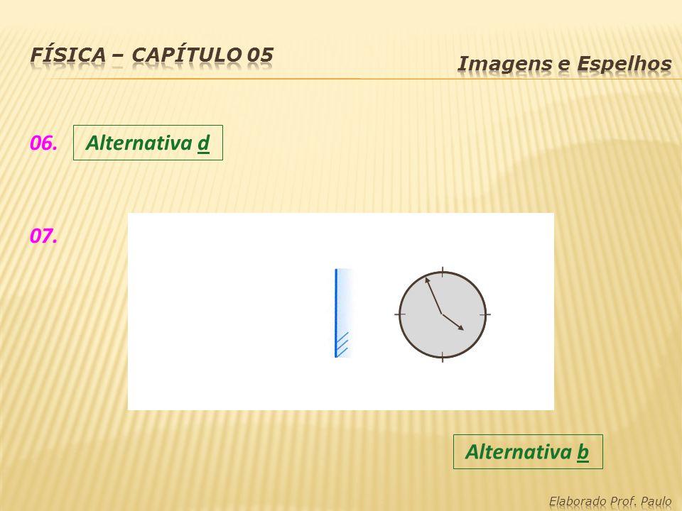 Alternativa d Alternativa b