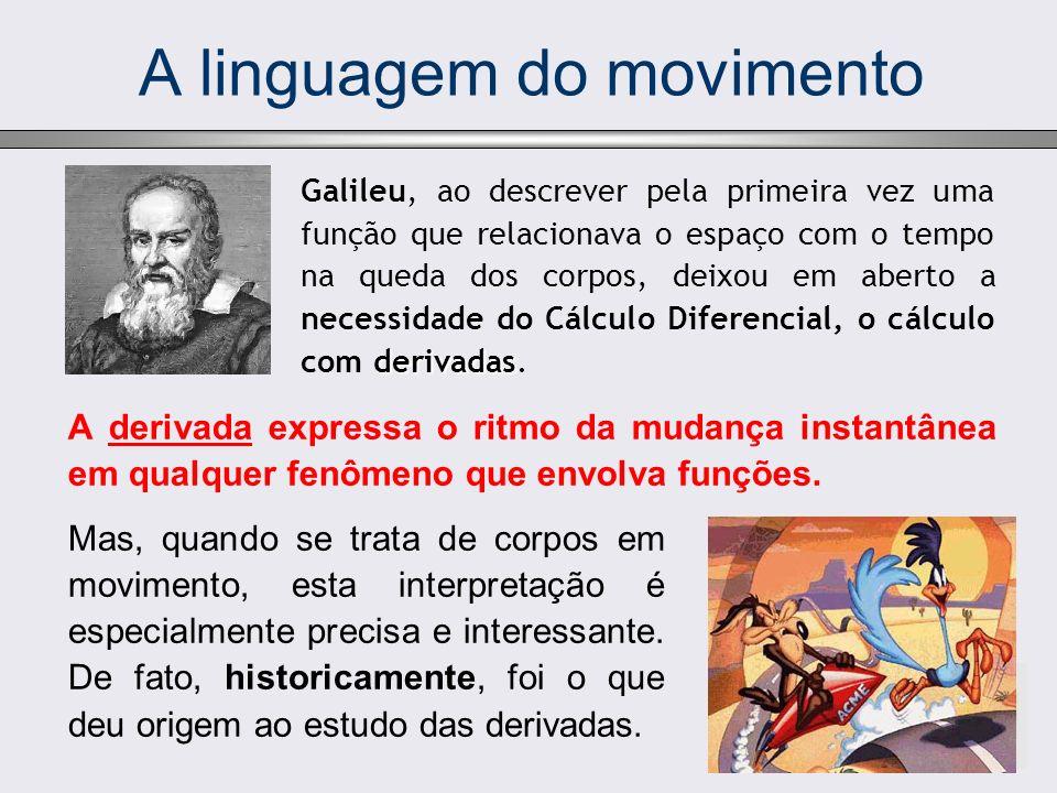 A linguagem do movimento