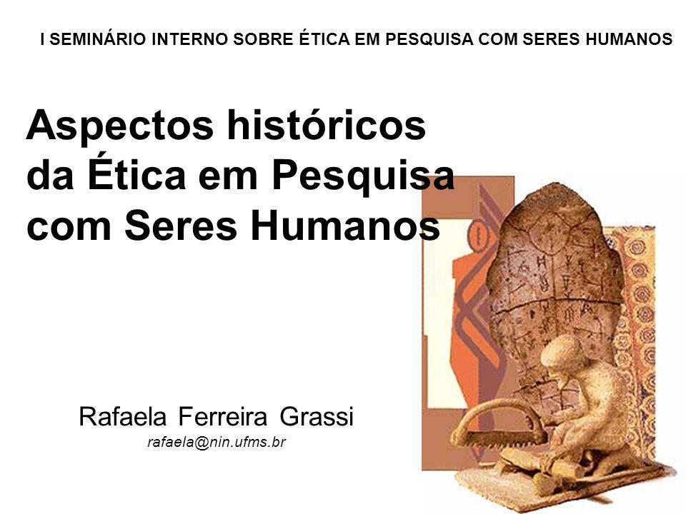 Rafaela Ferreira Grassi rafaela@nin.ufms.br