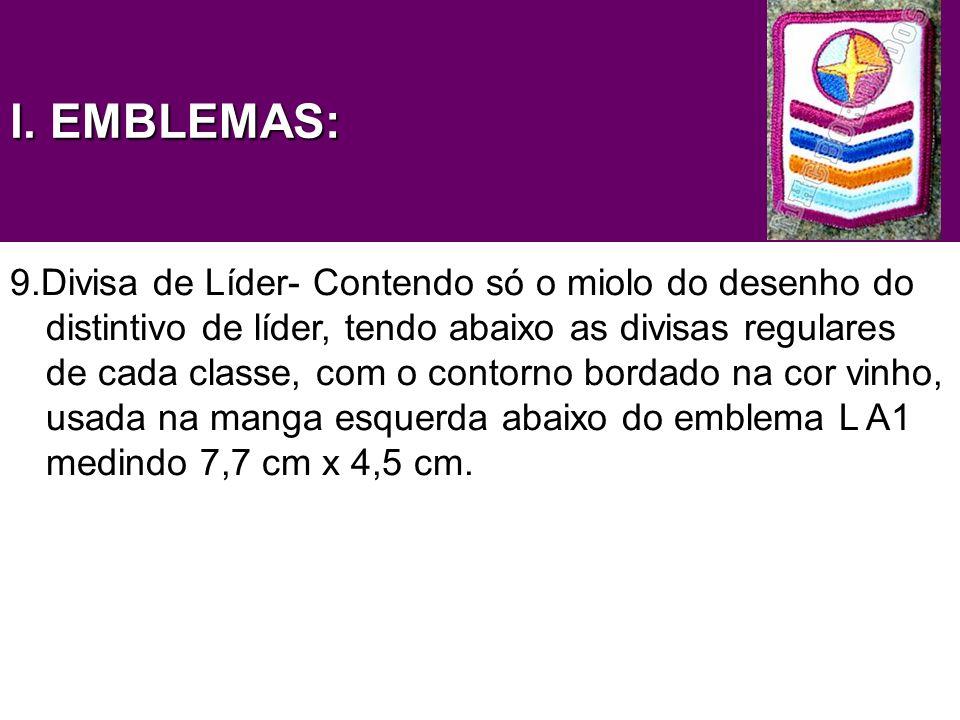 l. EMBLEMAS: