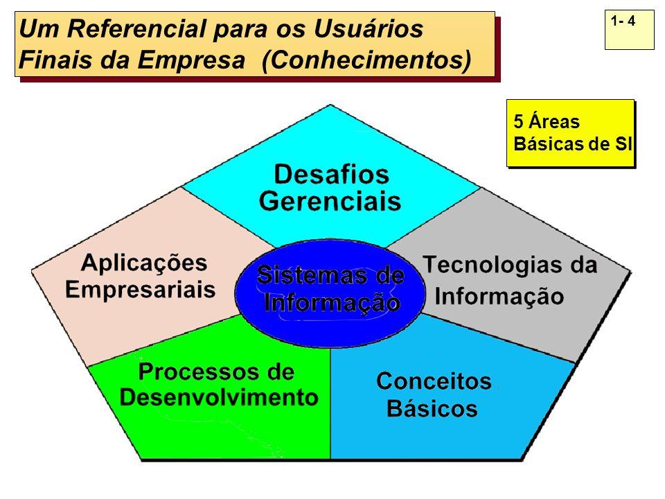 Um Referencial para os Usuários Finais da Empresa (Conhecimentos)