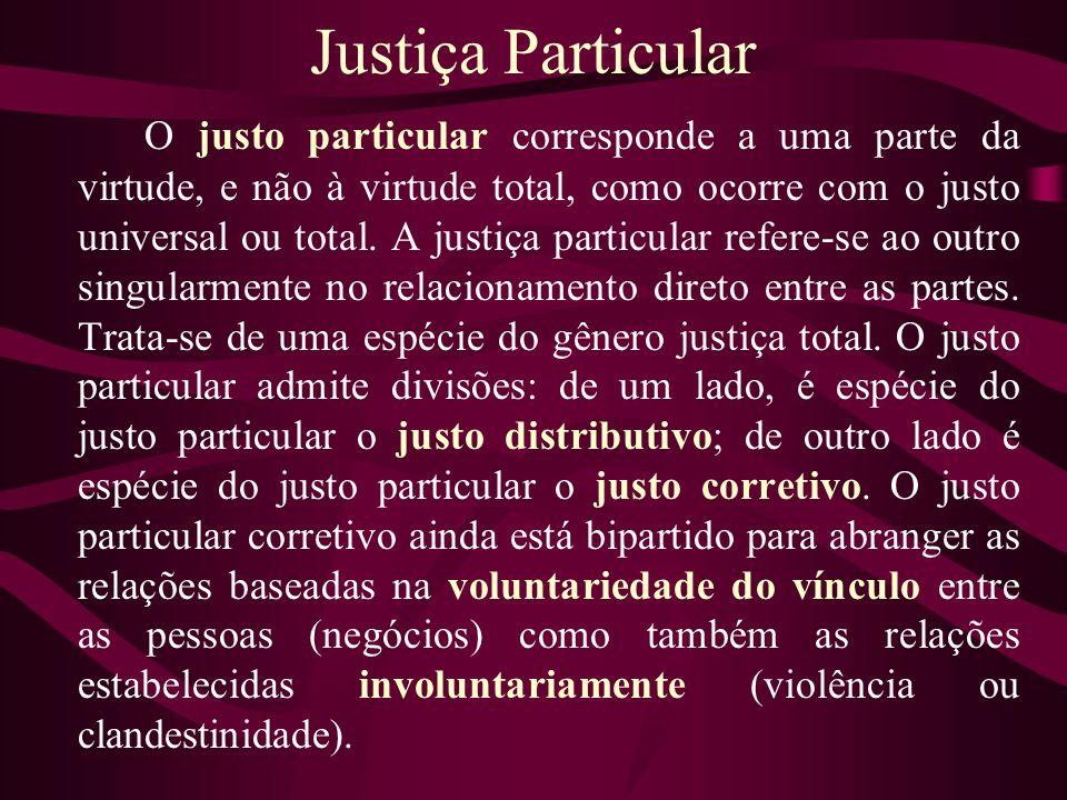 Justiça Particular