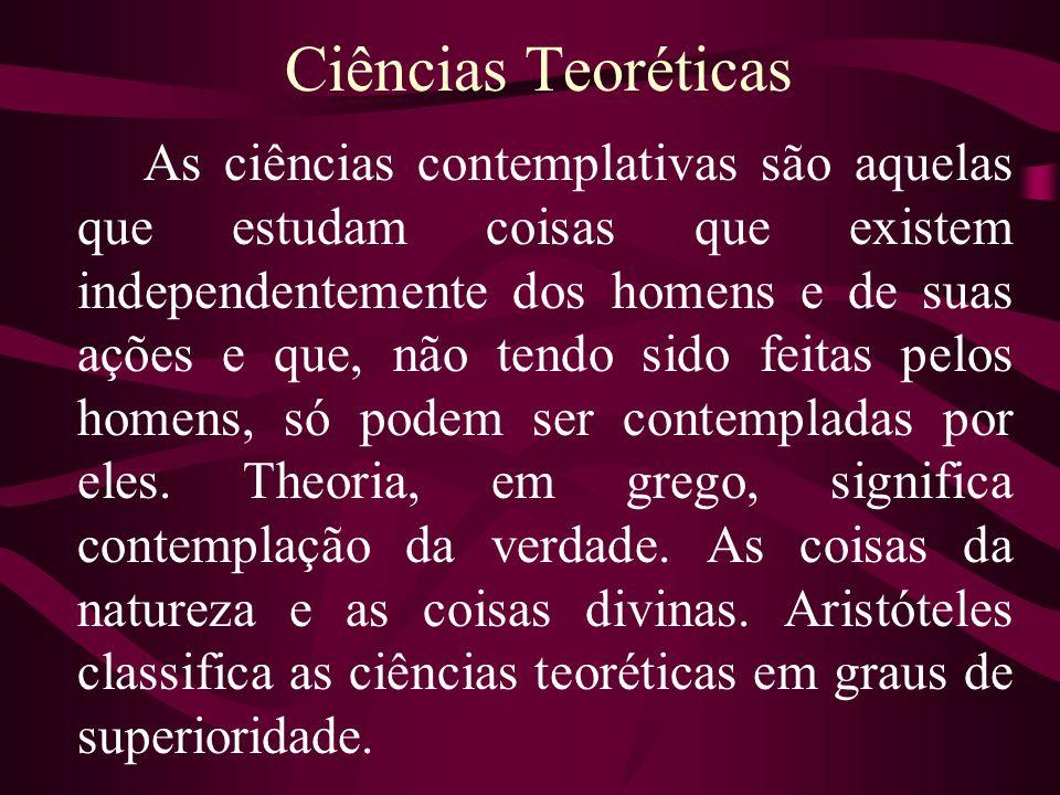 Ciências Teoréticas