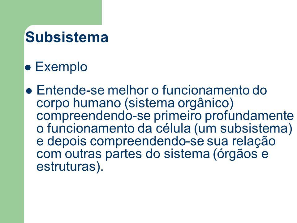 Subsistema Exemplo.