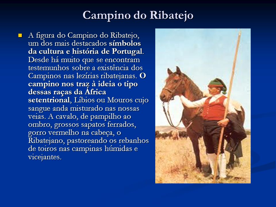 Campino do Ribatejo