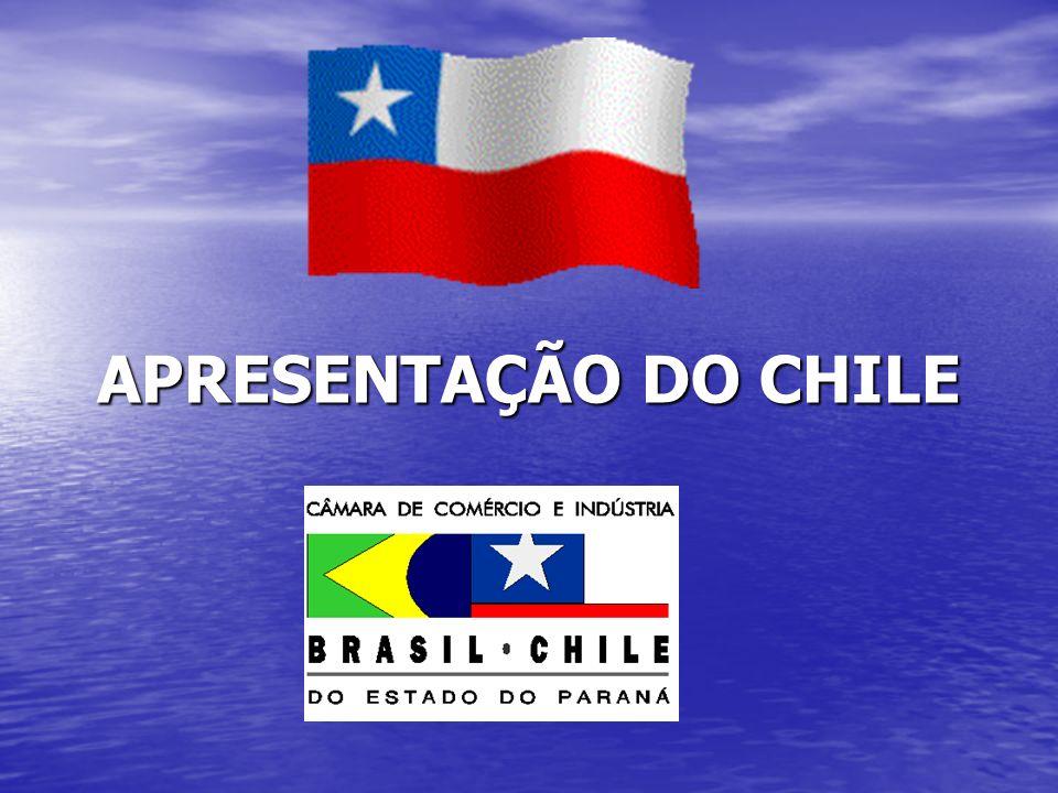 APRESENTAÇÃO DO CHILE
