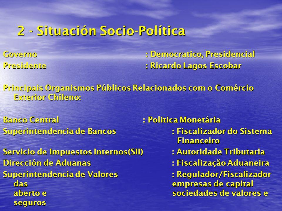 2 - Situación Socio-Política