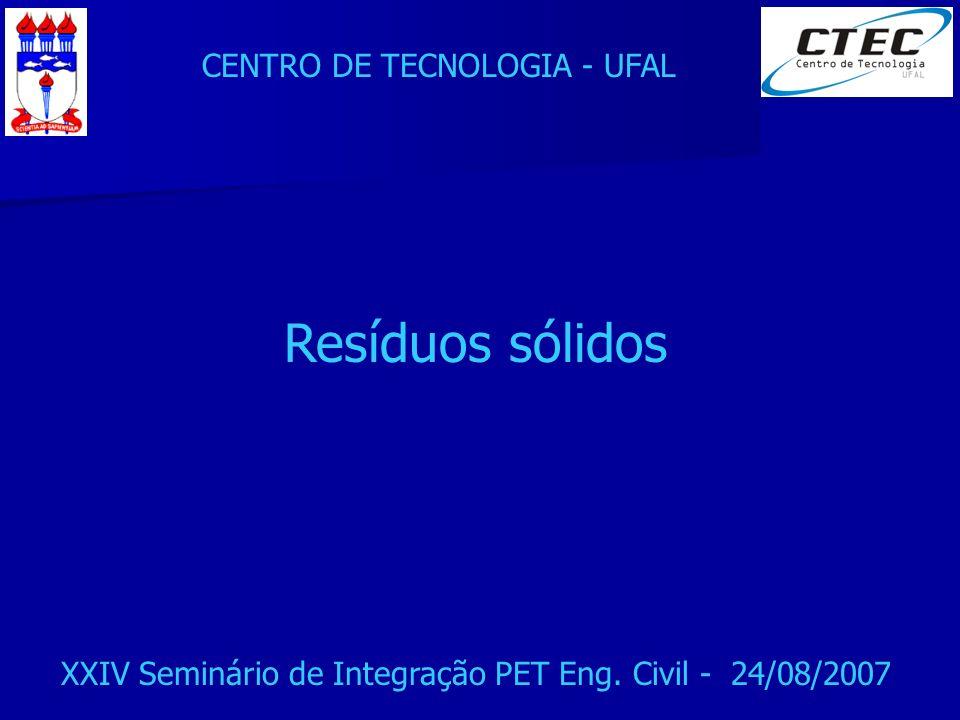 Centro de Tecnologia - UFAL