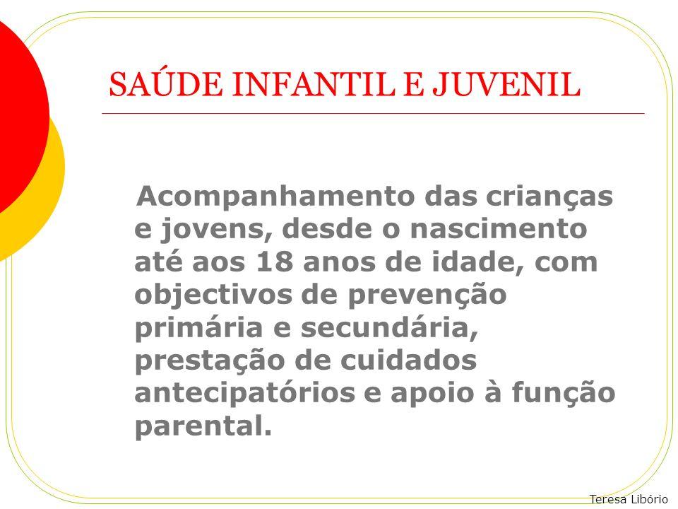 SAÚDE INFANTIL E JUVENIL