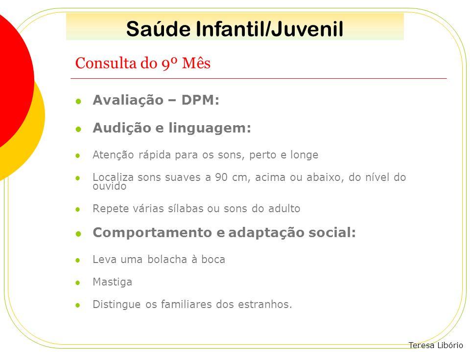 Saúde Infantil/Juvenil