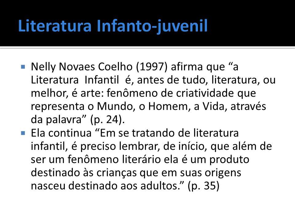 Literatura Infanto-juvenil