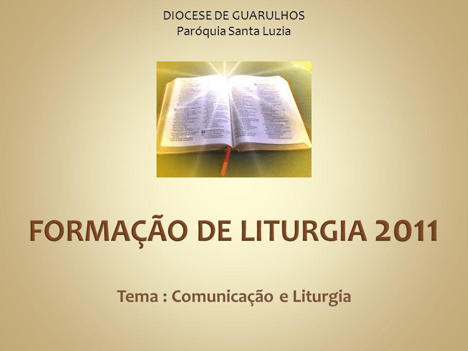 DIOCESE DE GUARULHOS Paróquia Santa Luzia