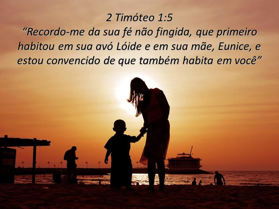 2 Timóteo 1:5