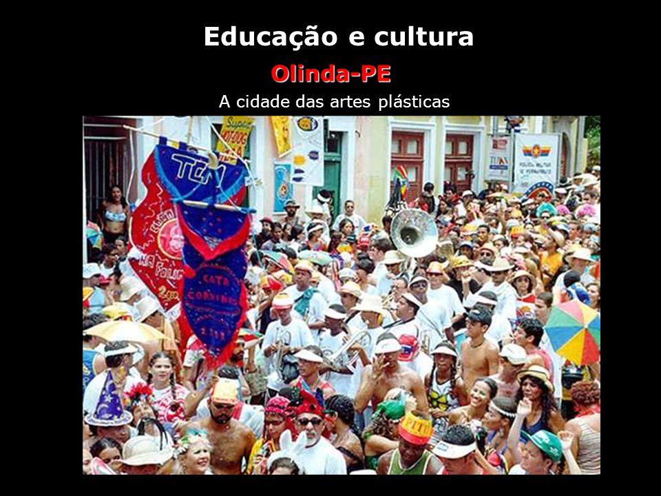 Olinda-PE A cidade das artes plásticas