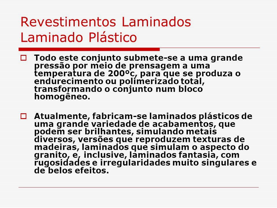 Revestimentos Laminados Laminado Plástico