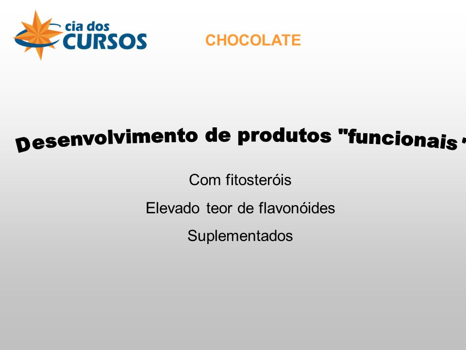 Desenvolvimento de produtos funcionais