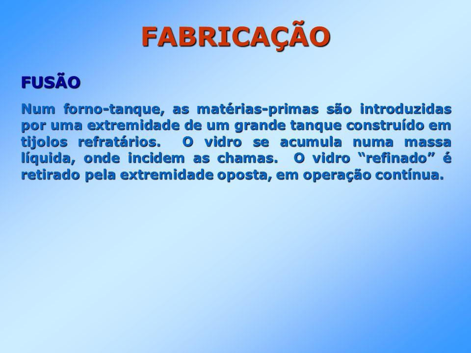 FABRICAÇÃO FUSÃO.