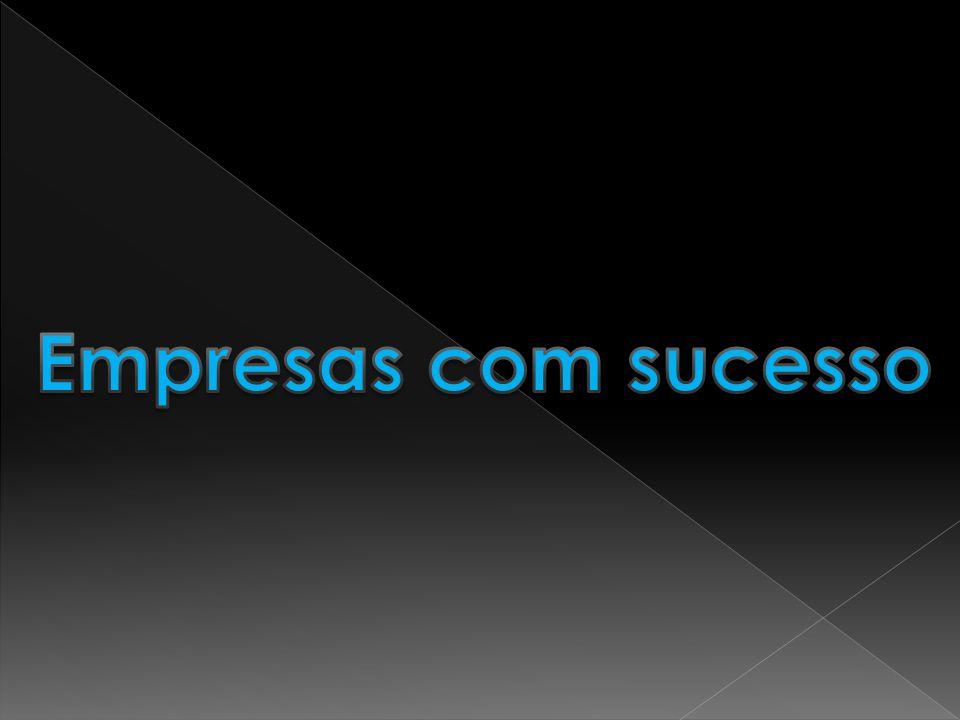 Empresas com sucesso