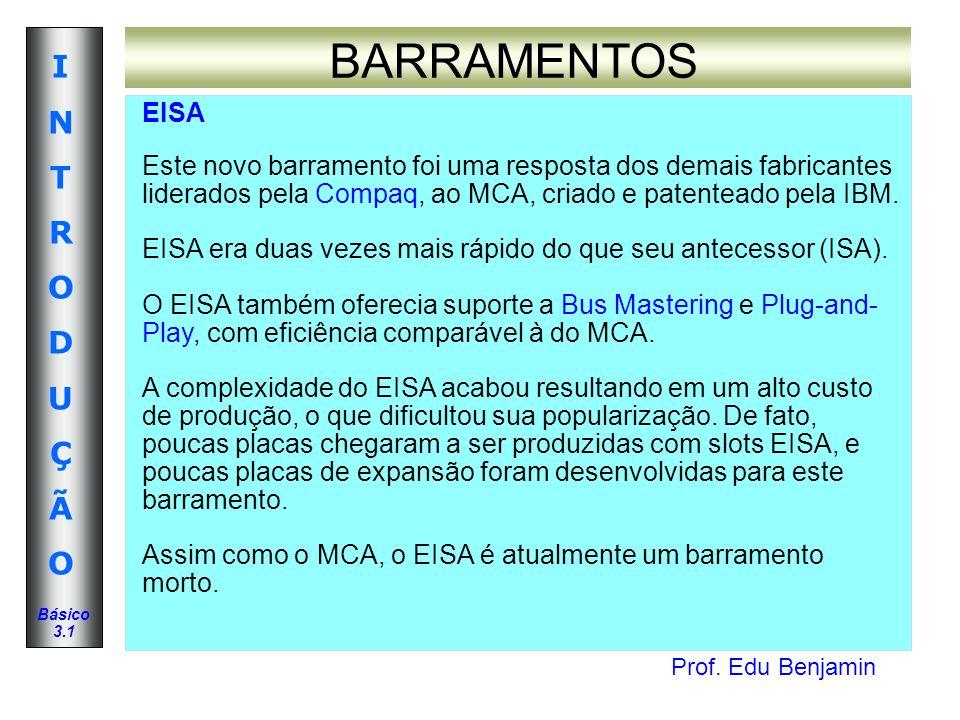 BARRAMENTOS EISA.
