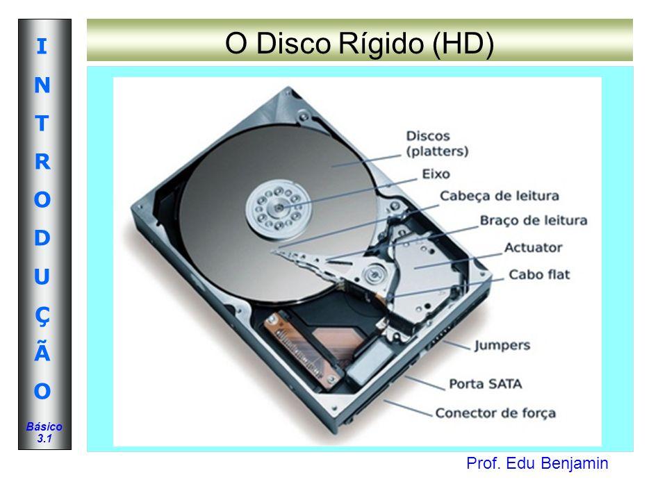 O Disco Rígido (HD) Polícia Civil - 2004 - Investigador